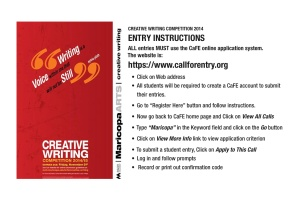 CW ENTRY INSTRUCTIONS14-15