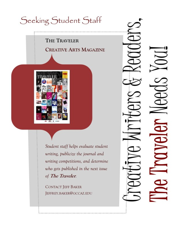 The Traveler - Staff Call 2015