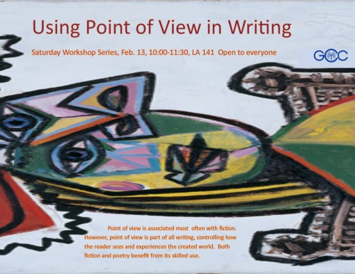 point of view flyer1 - david
